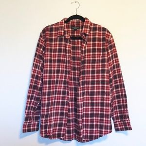 Men's Banana Republic Flannel